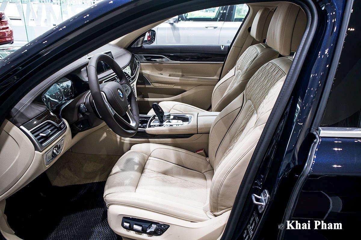 Ảnh Ghế lái xe BMW 7-Series 2020