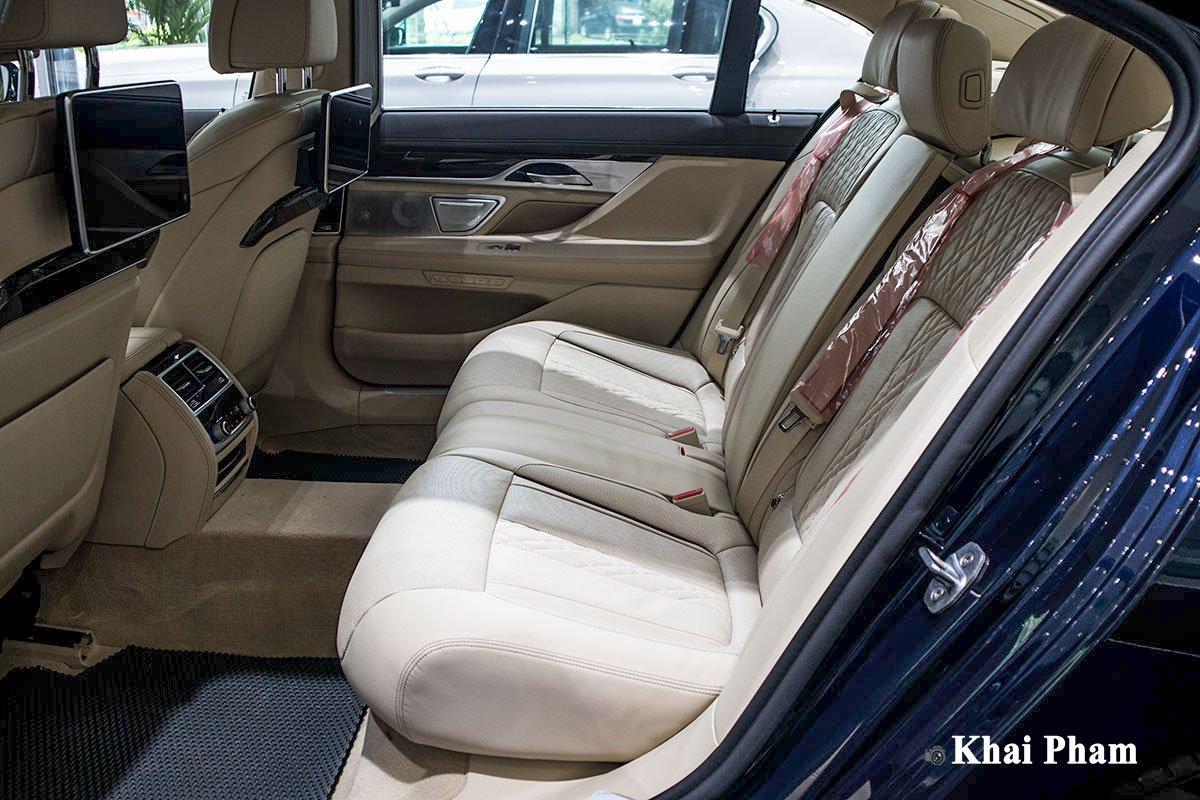 Ảnh Ghế sau xe BMW 7-Series 2020