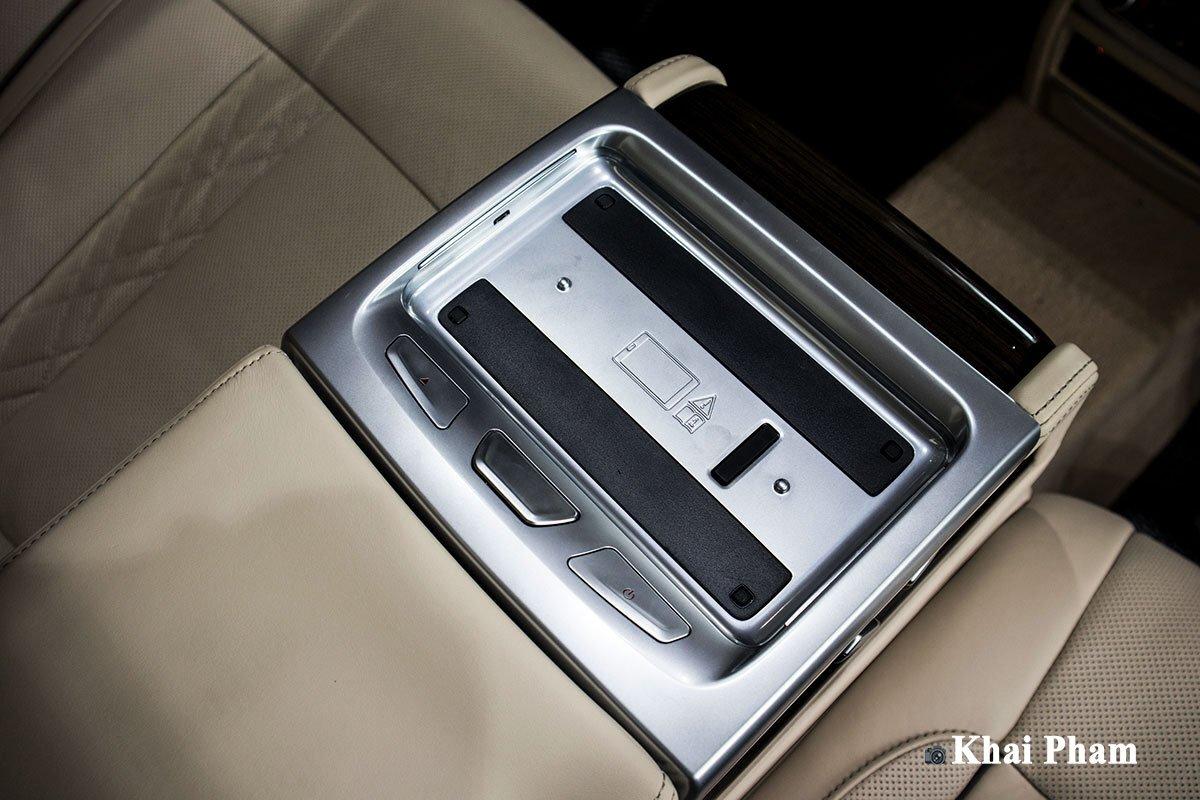 Ảnh Điều khiển ghế xe BMW 7-Series 2020