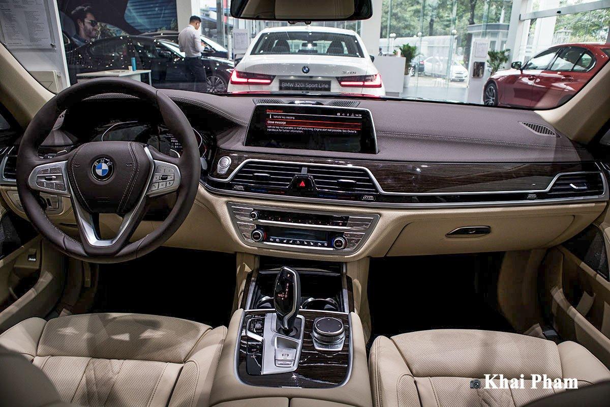Ảnh Táp-lô xe BMW 7-Series 2020