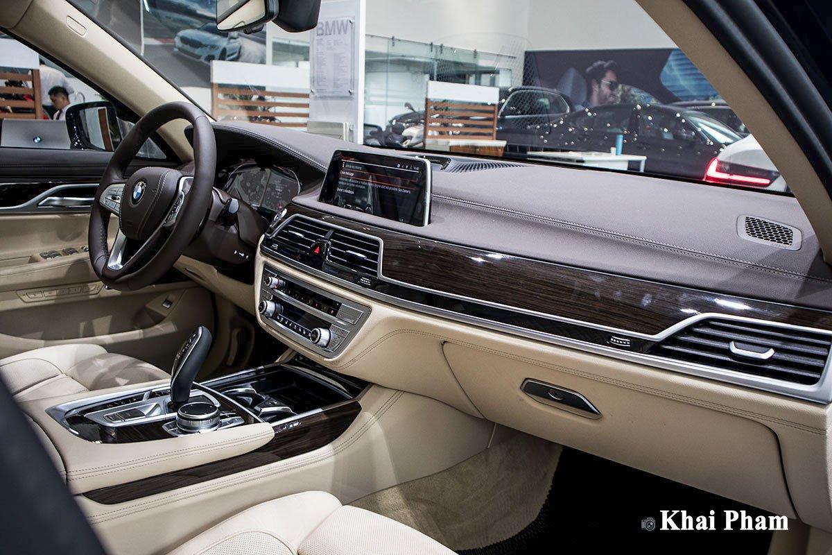 Ảnh Khoang lái xe BMW 7-Series 2020