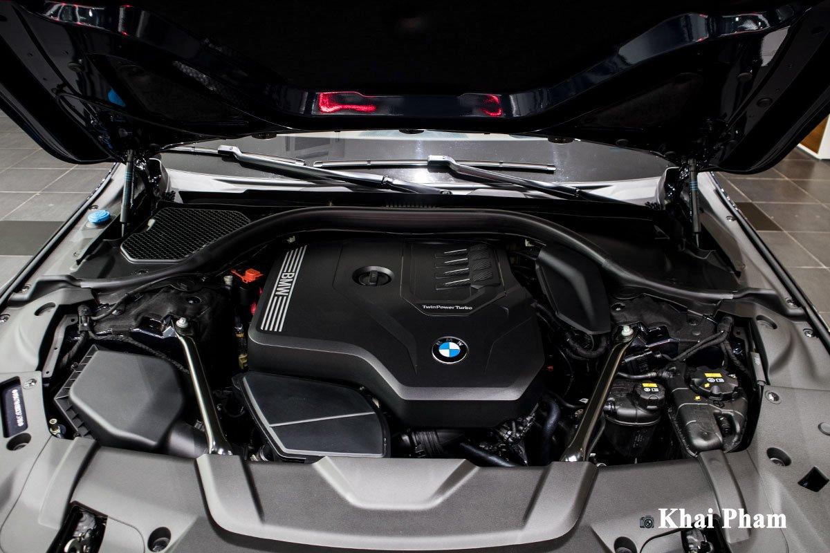 Ảnh Động cơ xe BMW 7-Series 2020