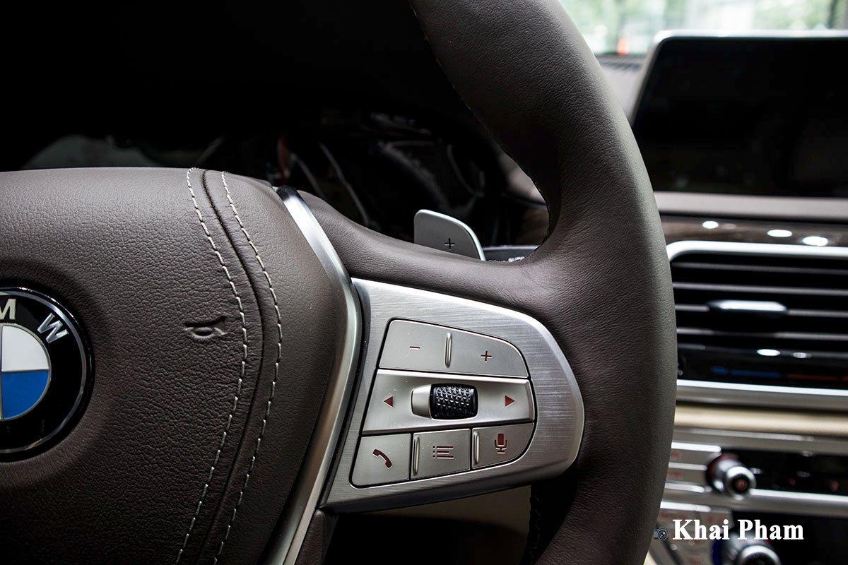 Ảnh Nút bấm xe BMW 7-Series 2020  a1