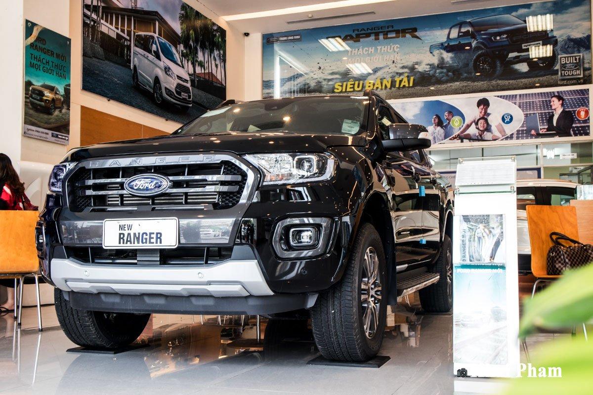 """Giá xe ô tô quay đầu tăng giá, Ford Ranger bản bán chạy nhất phải """"mua lạc"""" mới giao xe a2"""