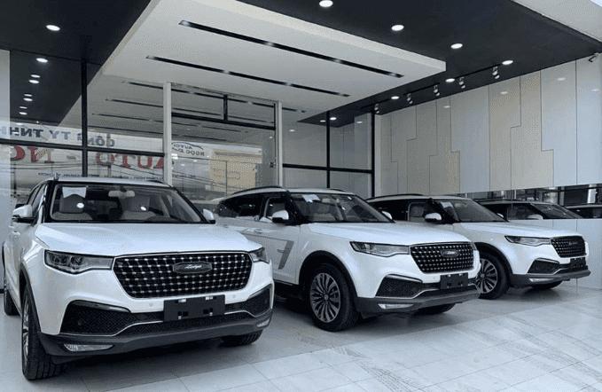 Giá rẻ, thiết kế đẹp, ô tô Trung Quốc loay hoay 10 năm chưa thoát ế 1