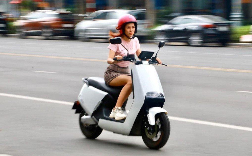 Người lái xe máy điện phải có bằng lái hạng A0 1