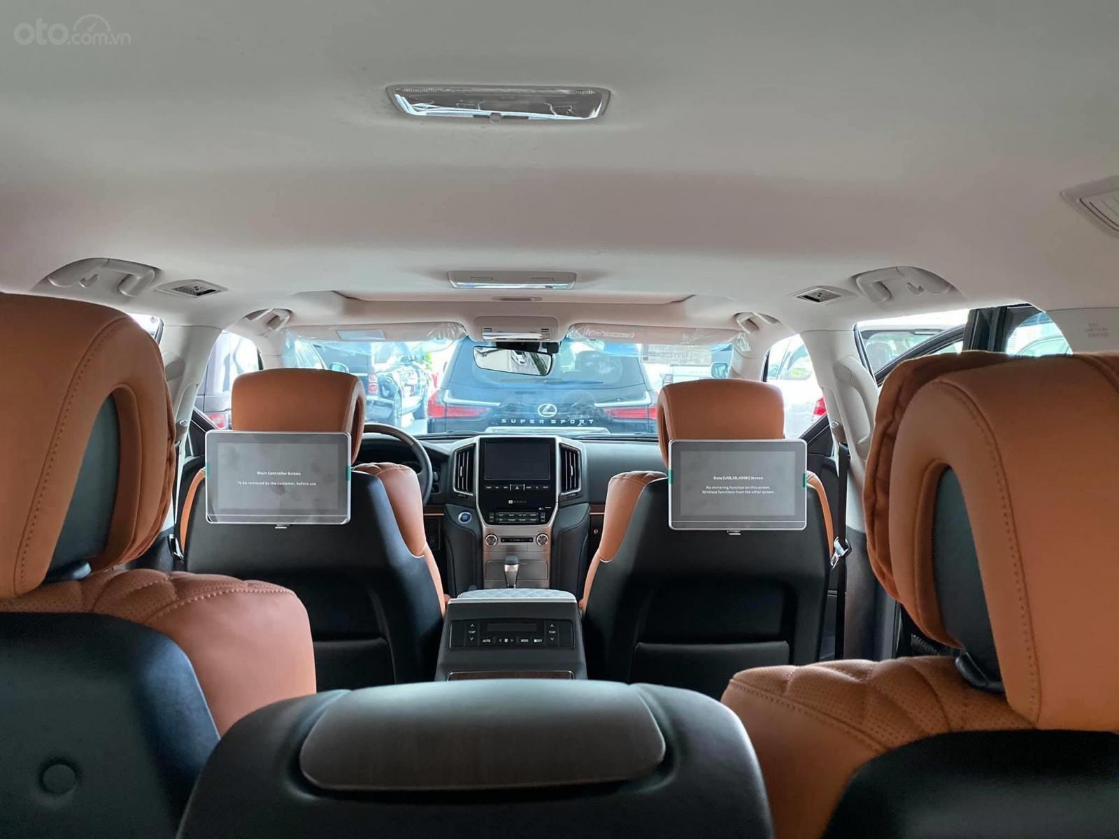 Bán Toyota Land Cruise MBS 5.7,4 ghế thương gia siêu vip, sản xuất 2020, xe giao ngay (11)