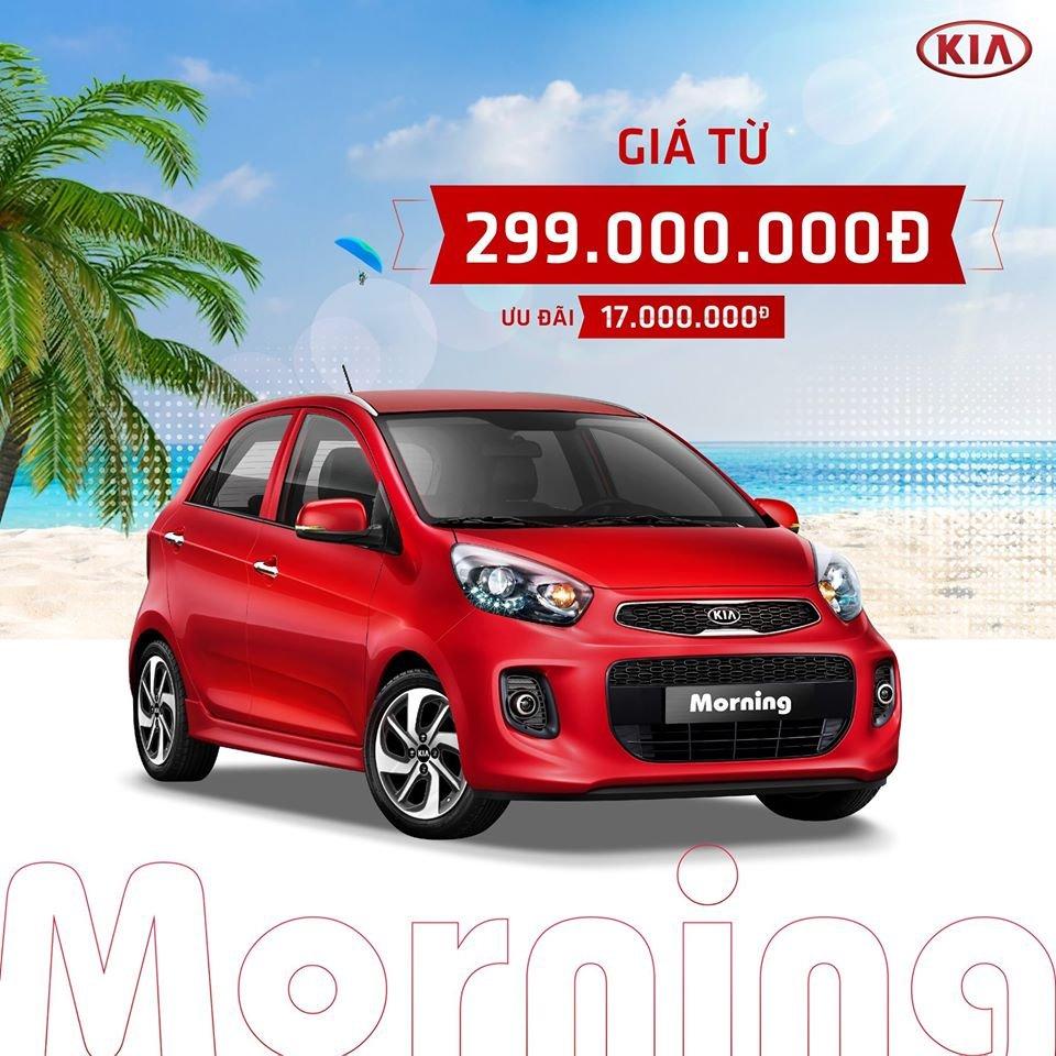 Tháng 6, Kia tiếp tục tung ưu đãi lên tới 70 triệu đồng cho nhiều dòng xe lắp ráp.
