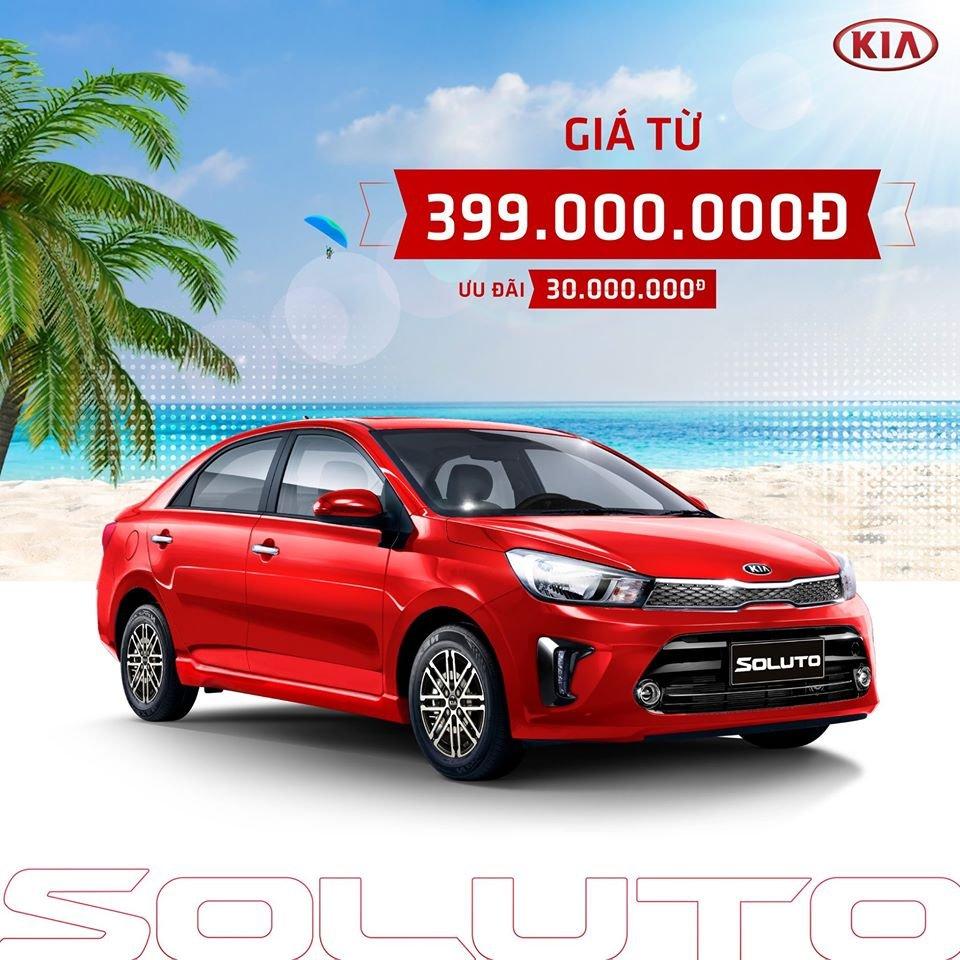 Tháng 6, Kia tiếp tục tung ưu đãi lên tới 70 triệu đồng cho nhiều dòng xe lắp ráp - Ảnh 1.