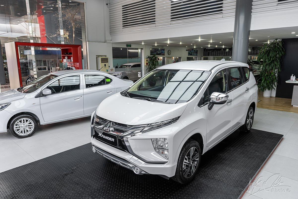 Mitsubishi Xpander 2020 chính thức ra mắt khách Việt 1
