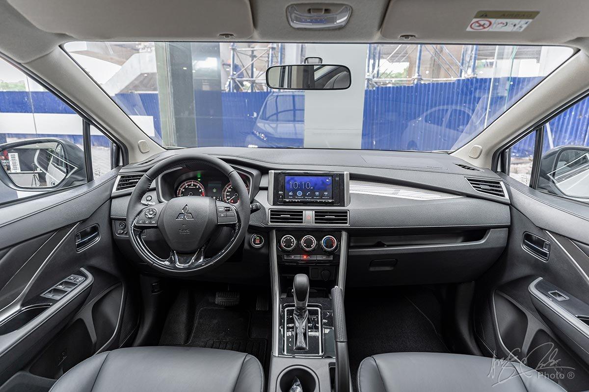 Không gian nội thất xe Mitsubishi Xpander 2020 1