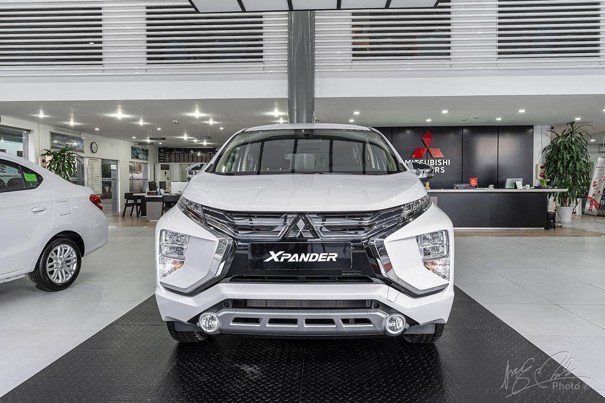 Thiết kế đầu xe Mitsubishi Xpander 2020 1