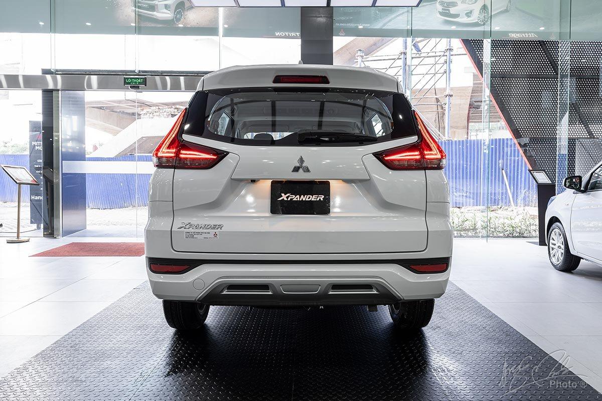 Thiết kế đuôi xe Mitsubishi Xpander 2020 1