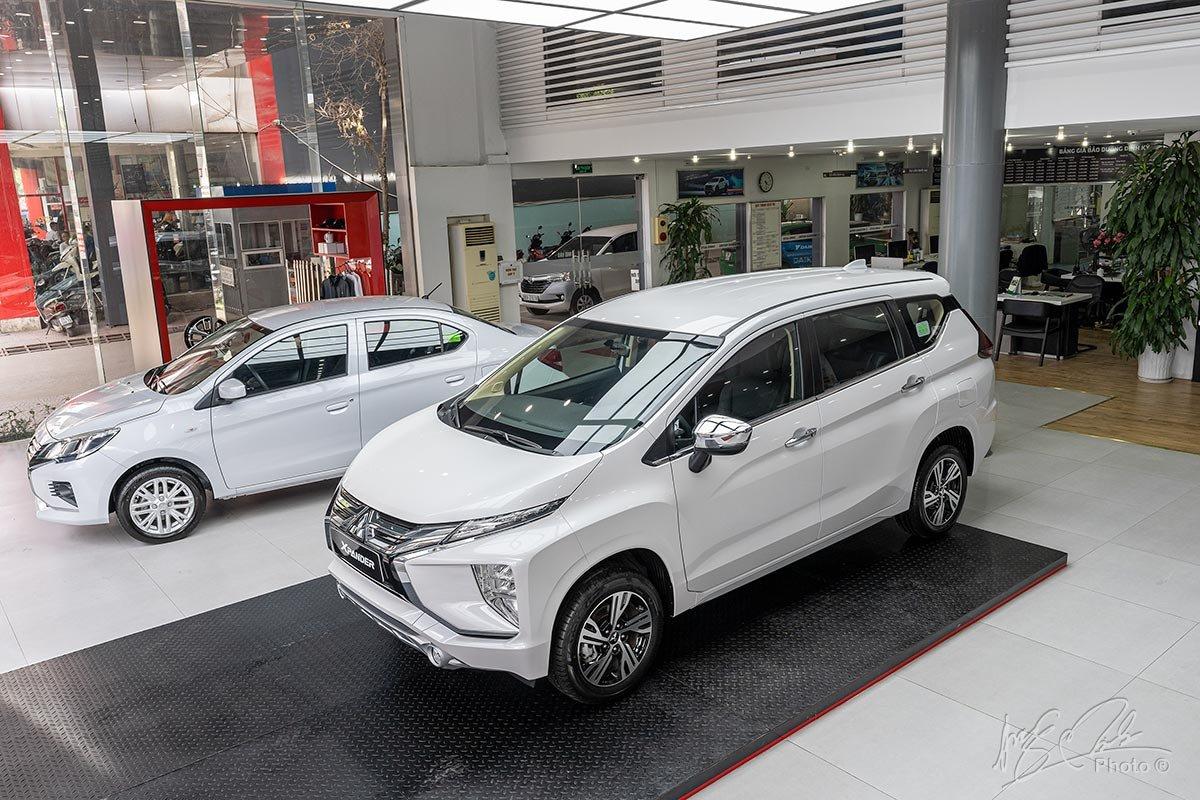 Mitsubishi Xpander 2020 được bổ sung thêm 2 tính năng an toàn mới.