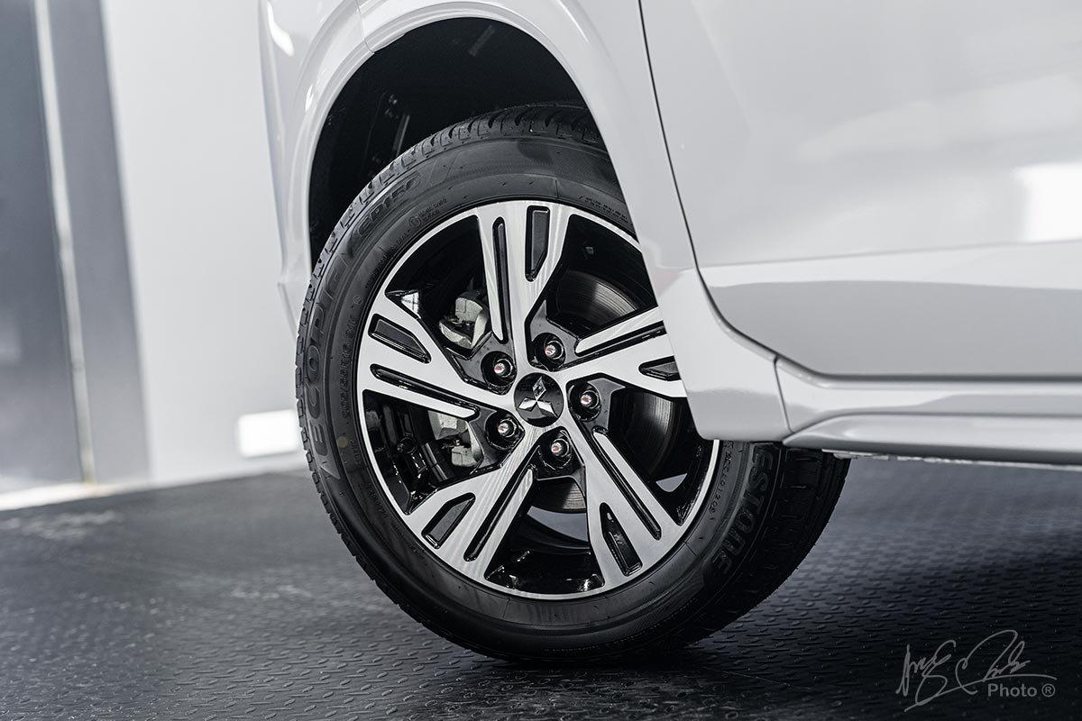 La-zăng kiểu mới trên Mitsubishi Xpander 2020.