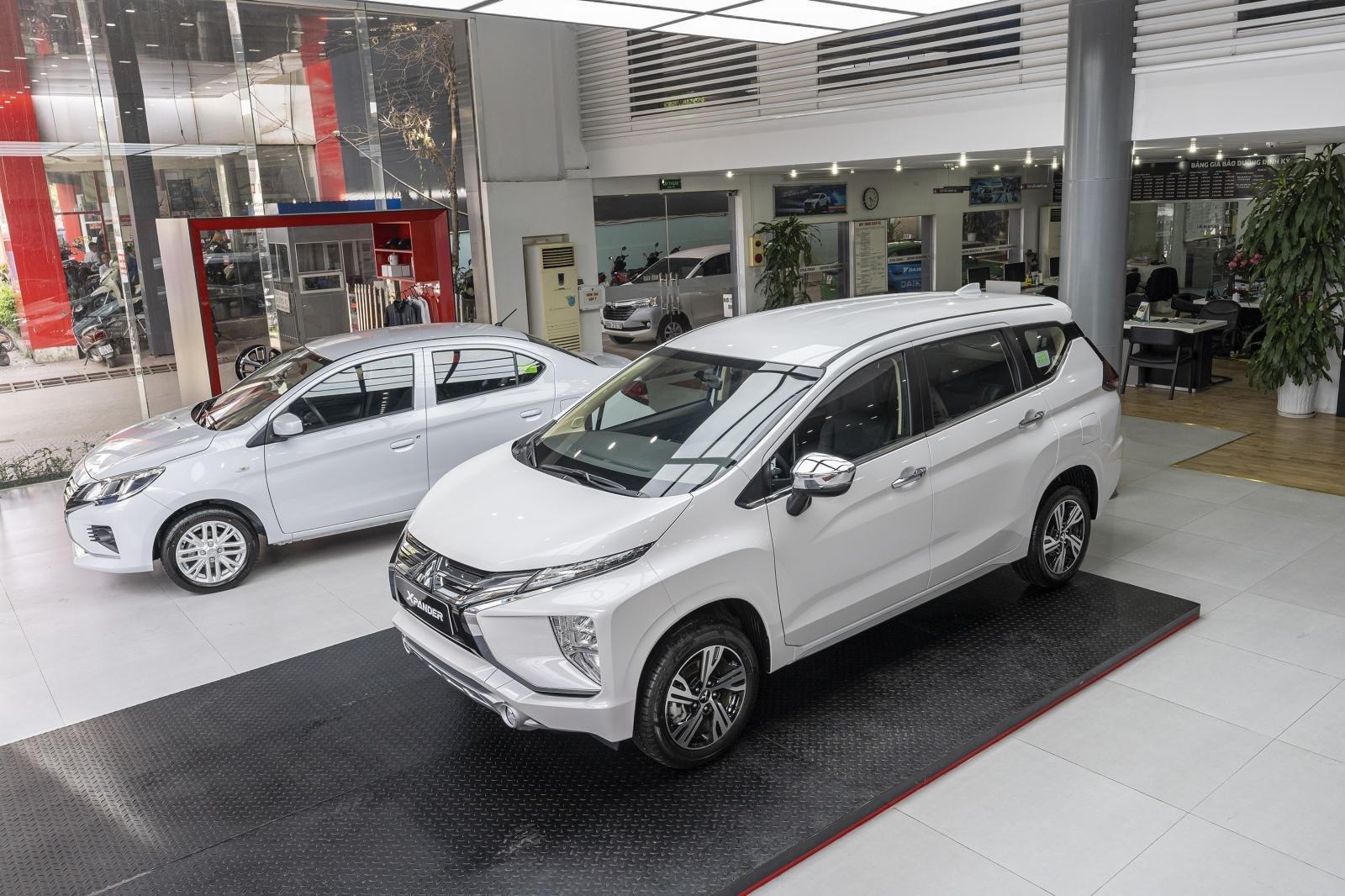 Ngoại thất Mitsubishi Xpander 2021