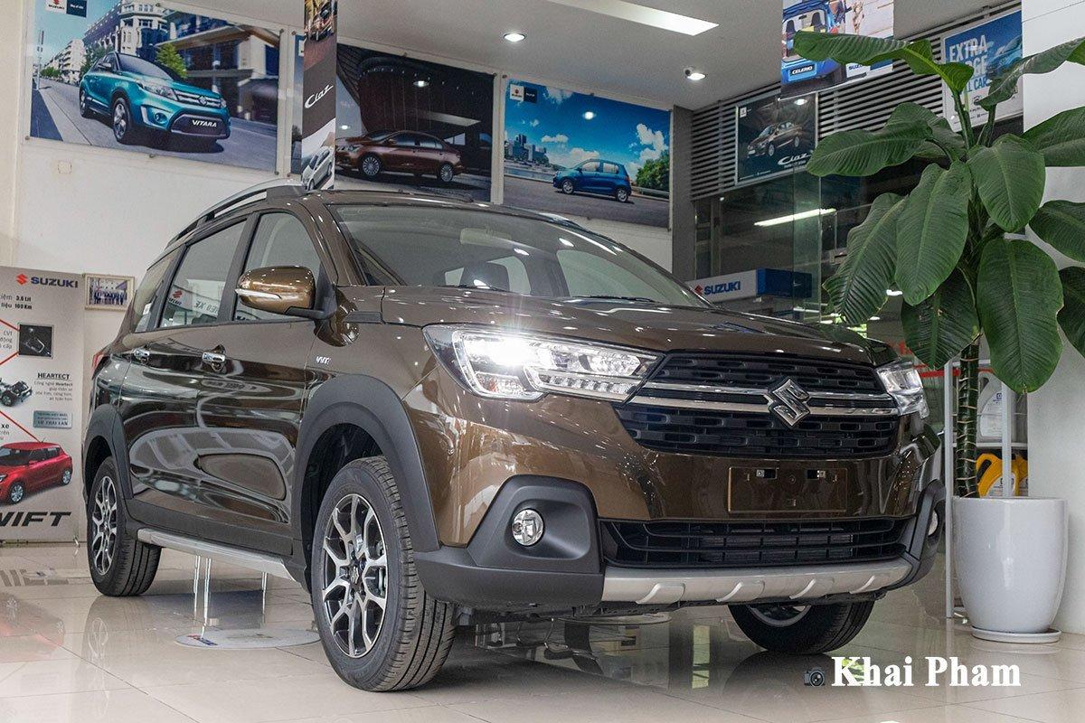 Khách mua Suzuki XL7 2020 sẽ phải chờ lâu do nguồn cung chưa ổn định