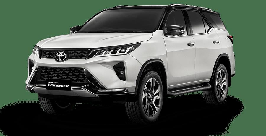 Giá xe Toyota Fortuner 2021 facelift bản cao cấp.