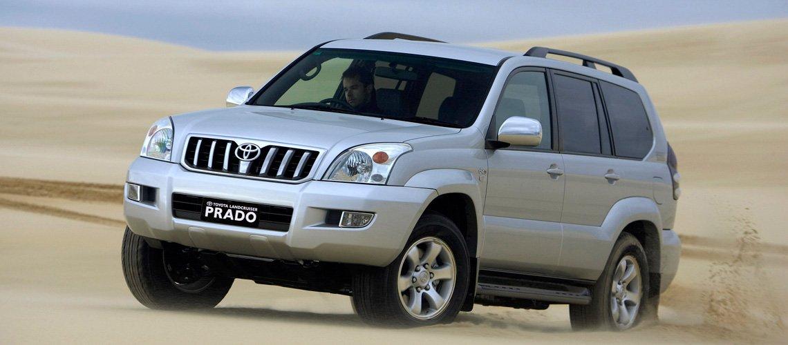 Ưu nhược điểm Toyota Prado 2018