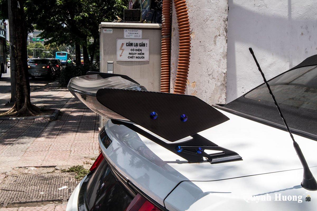 """Nguồn gốc chiếc Ford Mustang mui trần cửa """"cắt kéo"""", thân carbo vừa xuất hiện ở Hà Nội gây tò mò a19"""