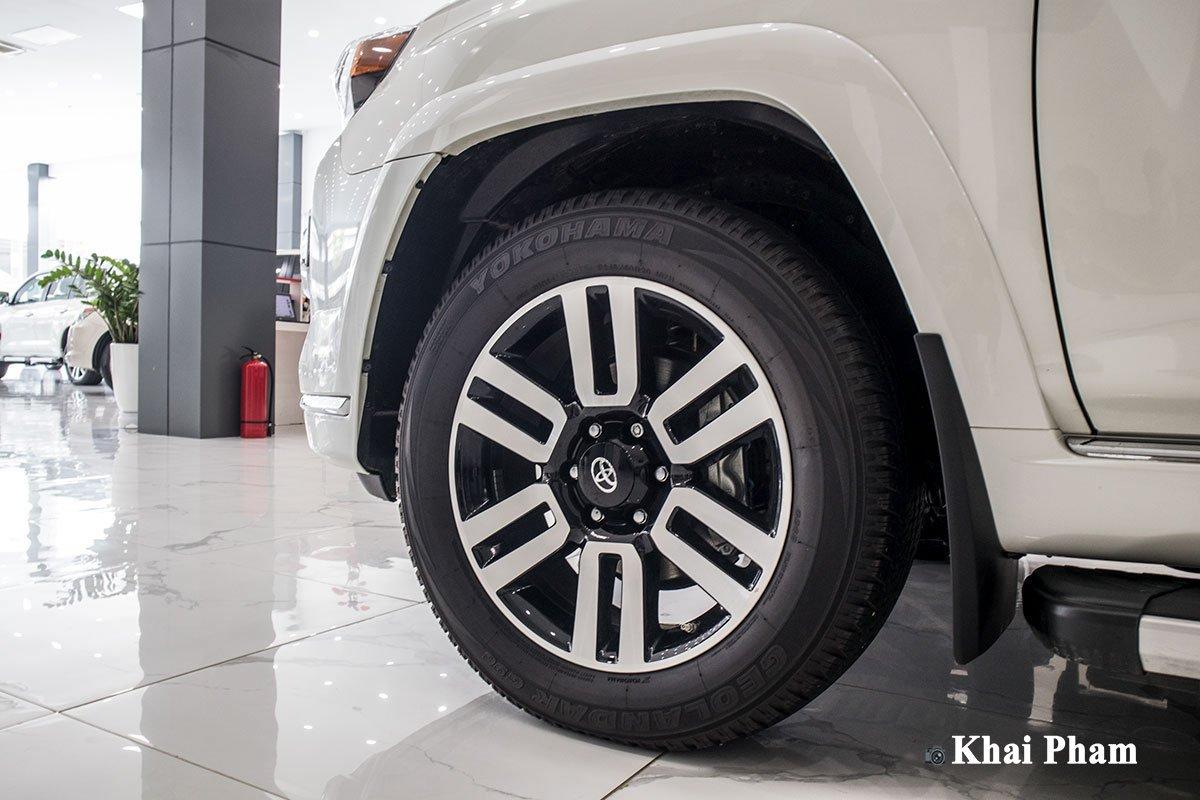 Ảnh La-zăng xe Toyota 4Runner 2020