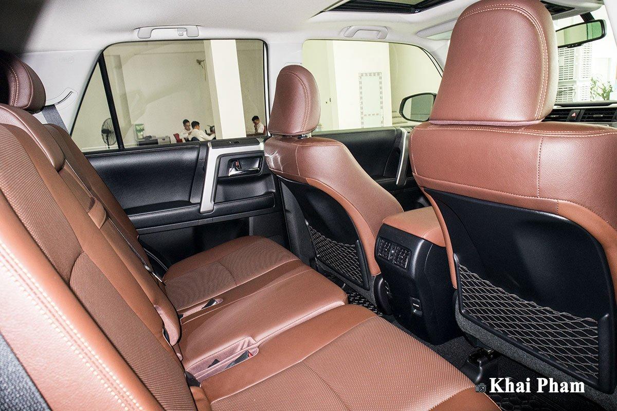 Ảnh Ghế sau xe Toyota 4Runner 2020