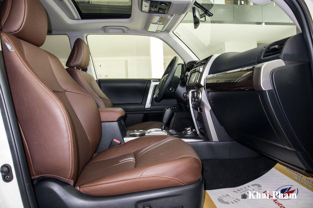 Ảnh Ghế phụ xe Toyota 4Runner 2020