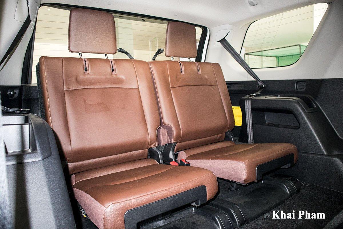 Ảnh Hàng ghế cuối xe Toyota 4Runner 2020