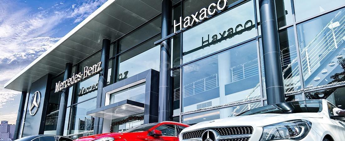 Mercedes-Benz Haxaco Điện Biên Phủ (1)