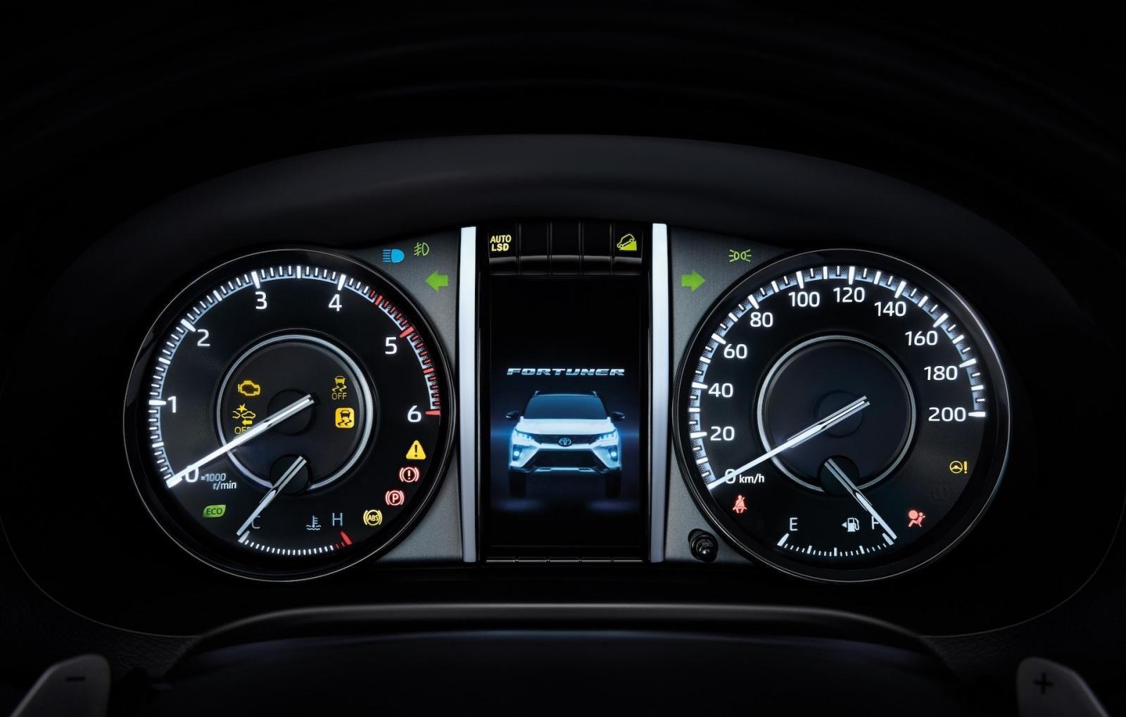 Ảnh chi tiết Toyota Fortuner Legender 2021 hoàn toàn mới vừa mở bán tại Thái Lan a15