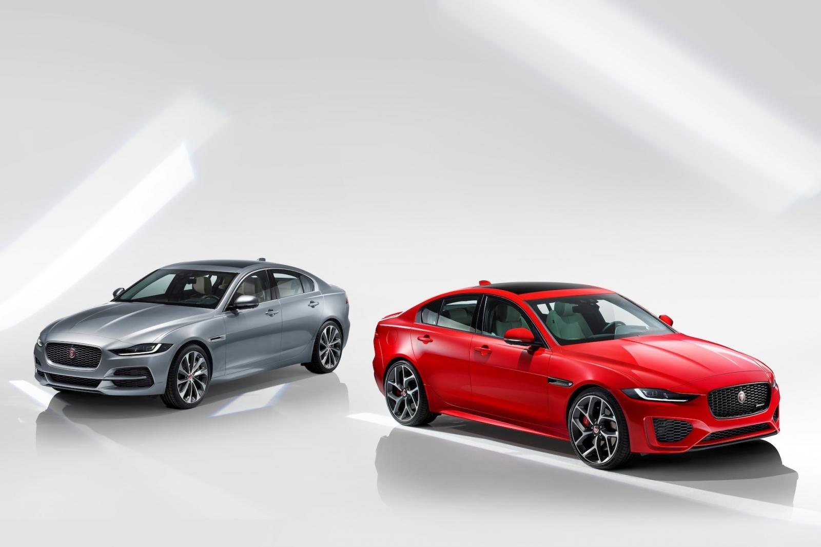 Jaguar XE 2020 sắp ra mắt thị trường Việt 1