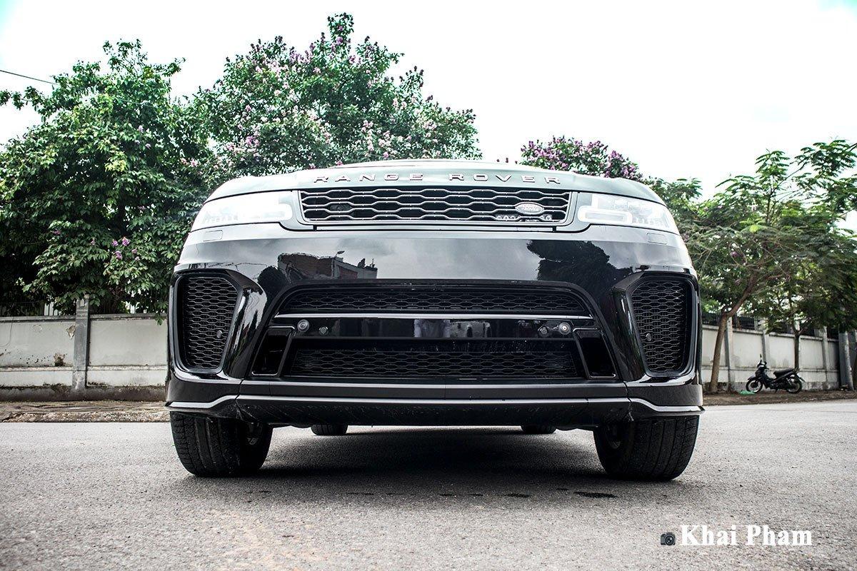 Ranger Rover Sport 2014 lên đời 2020 với gói ngoại thất SVR a7
