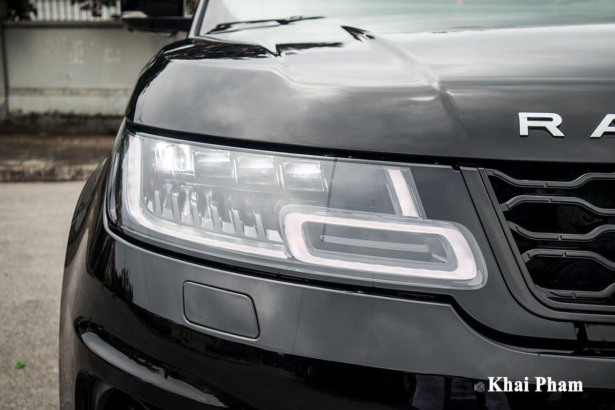 Ranger Rover Sport 2014 lên đời 2020 với gói ngoại thất SVR a10