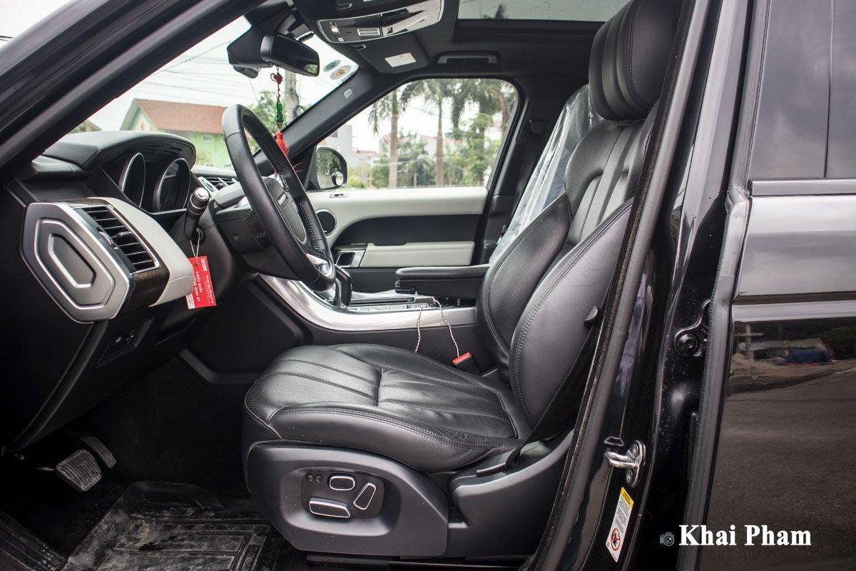Ranger Rover Sport 2014 lên đời 2020 với gói ngoại thất SVR a20