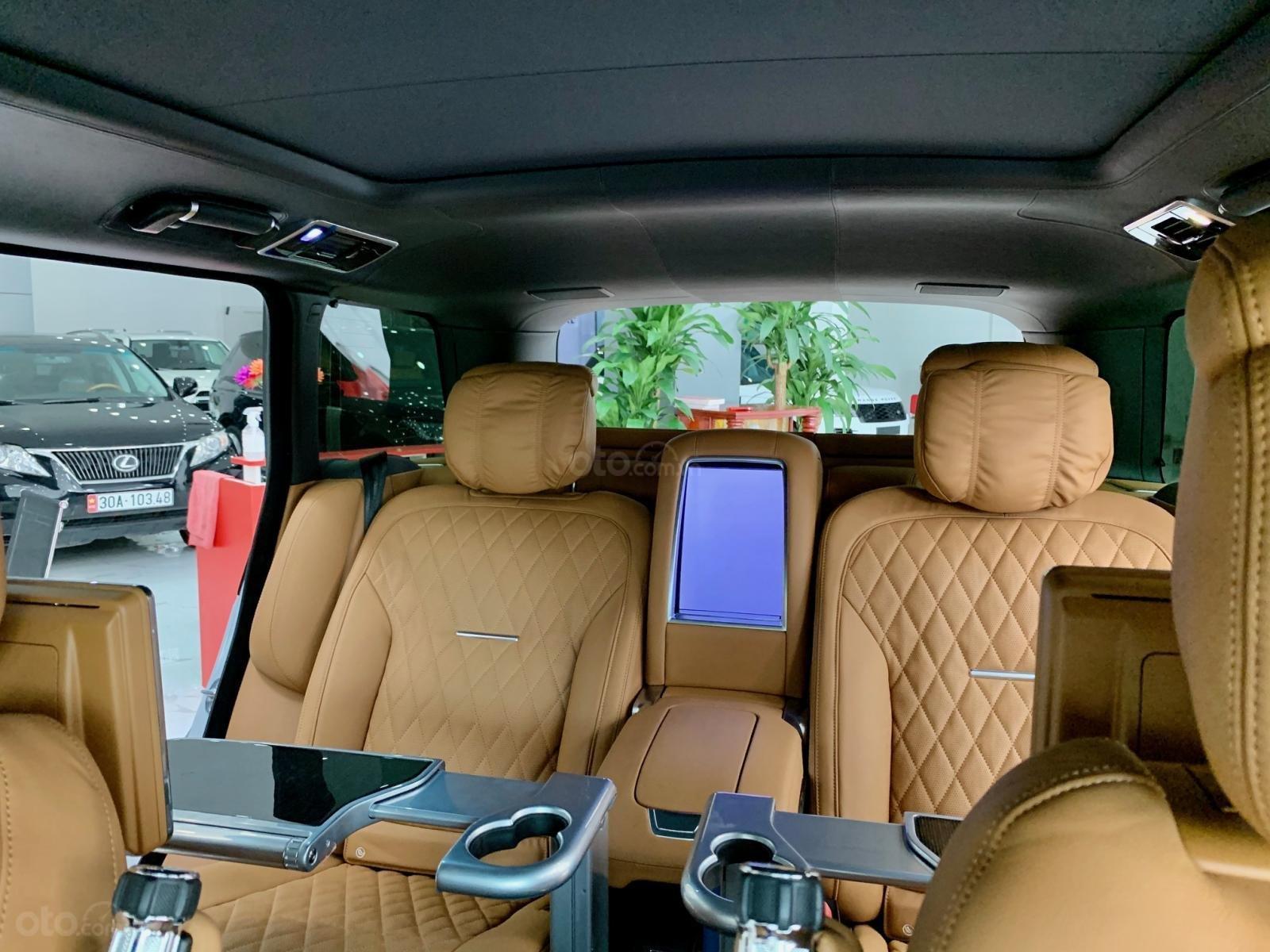 Bán xe LandRover Range Rover SV Autobiography LWB phiên bản 4 chỗ cao cấp nhất (11)