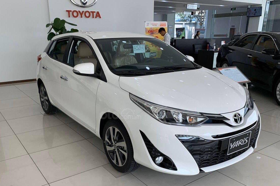 Toyota Yaris tại Việt Nam 1