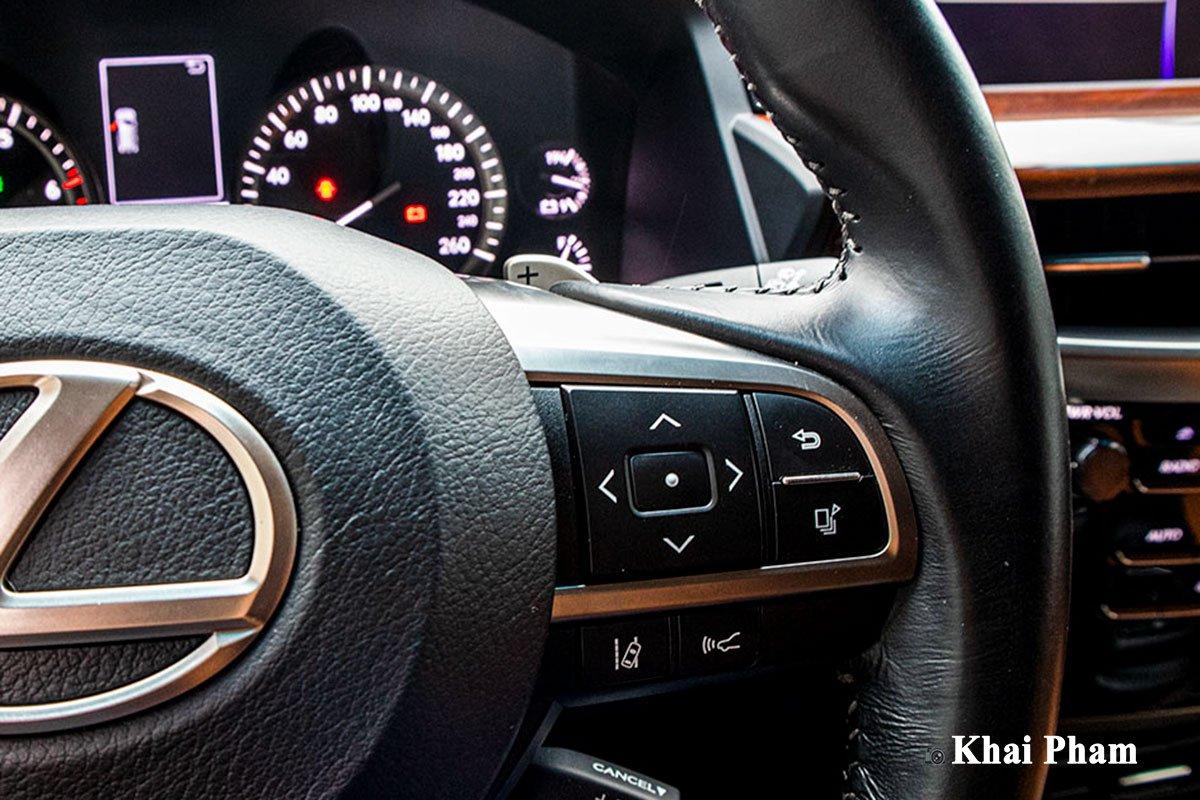 Ảnh Nút bấm xe Lexus LX 570 Super Sport 2020 a1