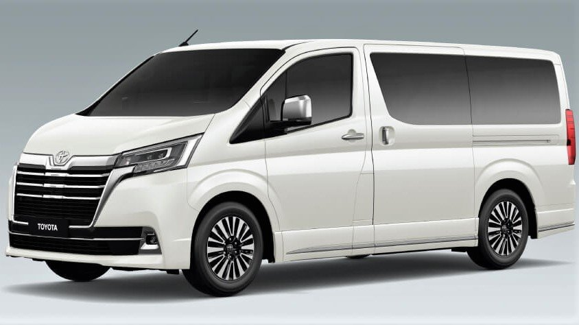 Thông số kỹ thuật xe Toyota Granvia 2020 mới nhất tại Việt Nam