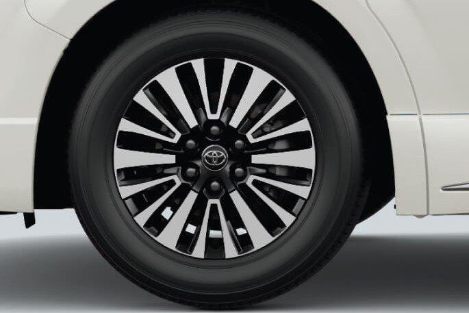 Mâm xe Toyota Granvia 2020 1