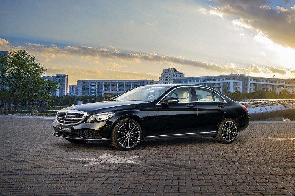 Tìm hiểu xe Mercedes - Benz C200, khuyến mại tháng 2/2021