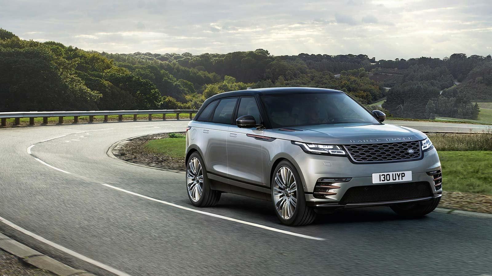 Giá xe Range Rover Velar mới nhất tại VIệt Nam....