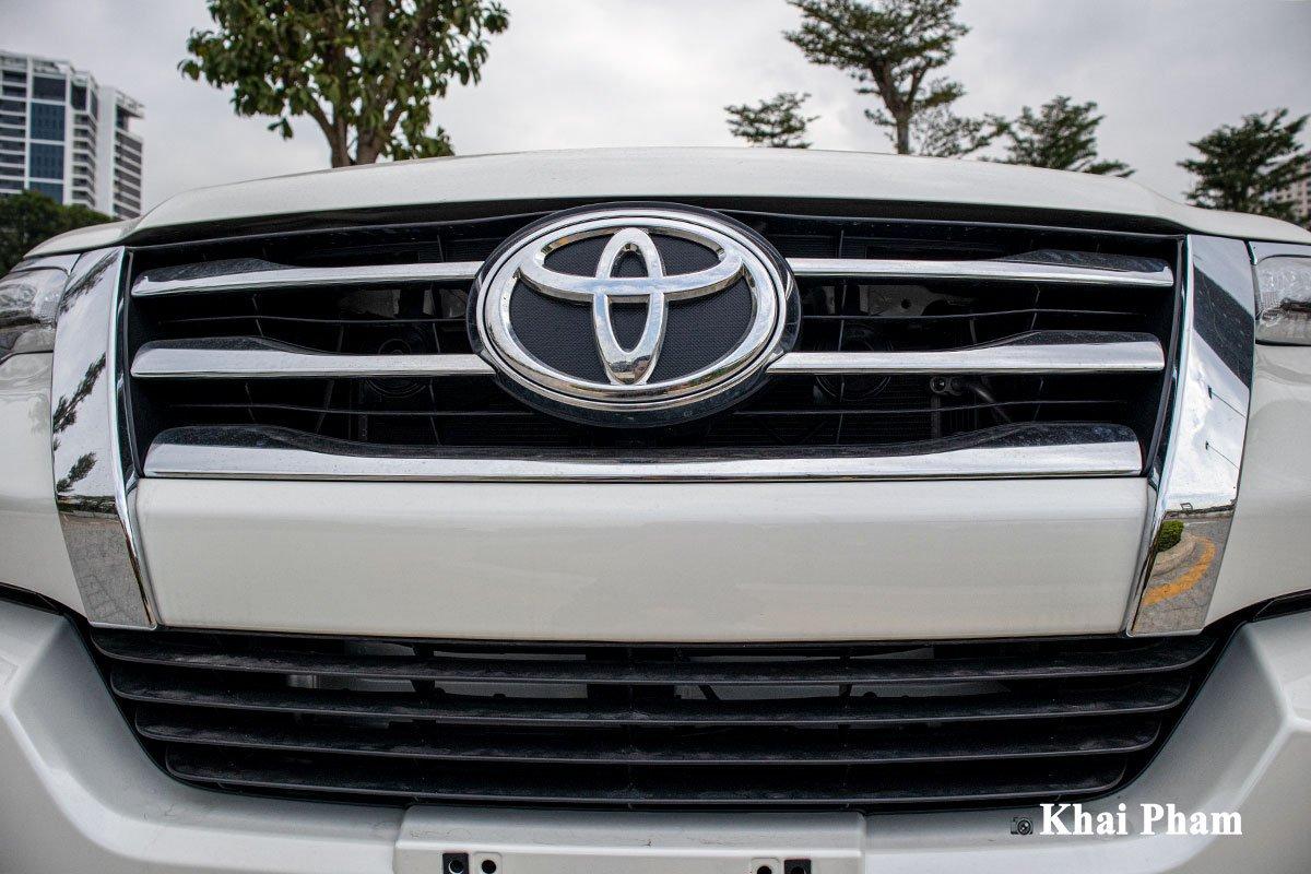 Ảnh Lưới tản nhiệt xe Toyota Fortuner 2020