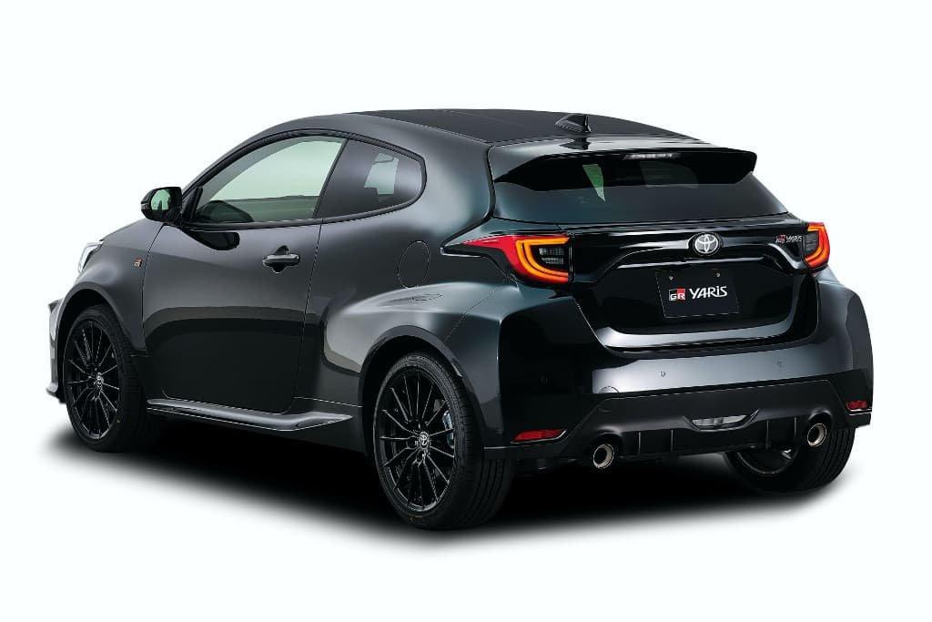 Toyota GR Yaris RS tinh giản nhiều trang bị.
