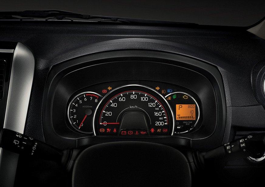 Nội thất Toyota Wigo 2020 facelift tút tát đẹp mắt hơn.