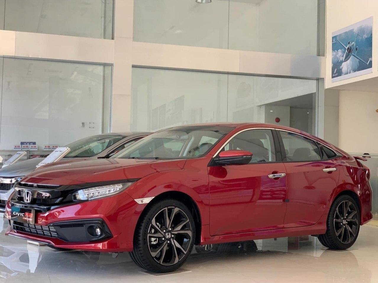 Giá xe Honda Civic 2021 mới nhất tại Việt Nam...