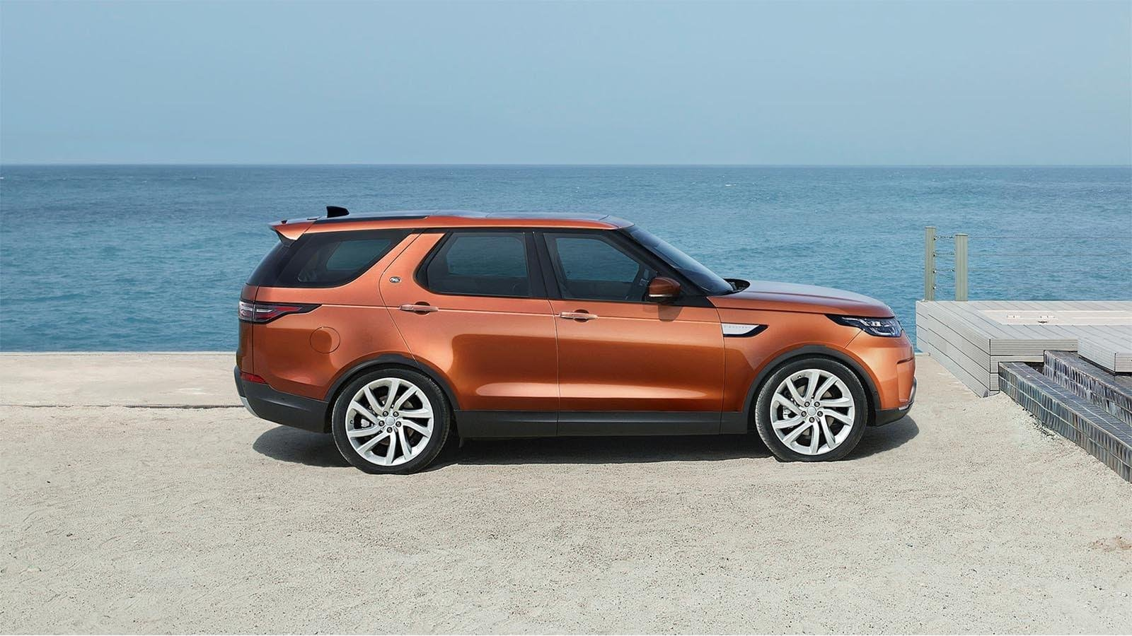 LandRover Discovery...
