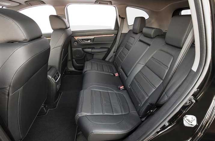 Nội thất Honda CR-V 2020.