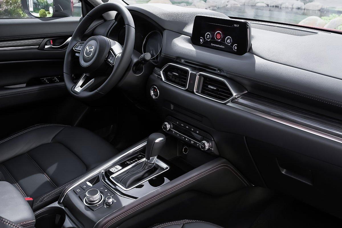 Mazda CX5.