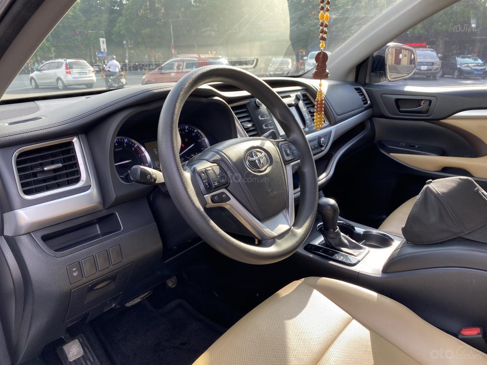 Bán Toyota Highlander đời 2014, nhập khẩu nguyên chiếc (5)