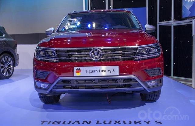 Tiguan Luxury S 2020 khuyến mãi lên đến 50triệu+++ tại Volkswagen Nha Trang (2)